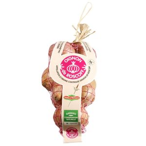 AOP onions of Roscoff - 500g - full of flavour, slightly sweet and melting-in-the-mouth