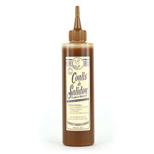 Salted butter caramel sauce / Coulis de Salidou - 315g delicious on pancakes or toasts
