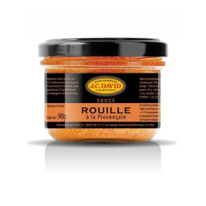 Rouille sauce / sauce for fish & langoustine soup - 90g - delicious on a piece of bread