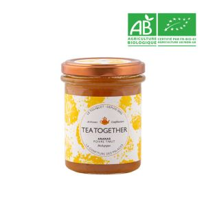 Organic pineapple with Timut pepper artisan jam - 220g - The Nepalese