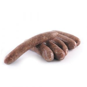 Raw beef Boerewors sausages 150g/piece - 1kg (halal) (frozen)