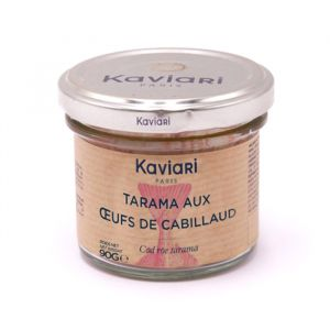 Pink tarama - 90g - classic & creamy
