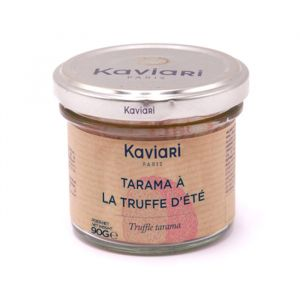 Tarama with summer truffle - 90g - deliciously perfumed with truffle