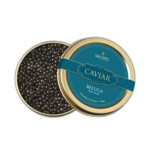 Beluga caviar (huso huso) from Caspian sea, Iran - 30g - the most prestigious caviar
