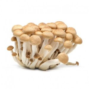Sliced shimeji mushrooms - 500g (frozen)