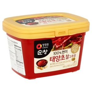 Gochujang, red pepper paste - 1kg