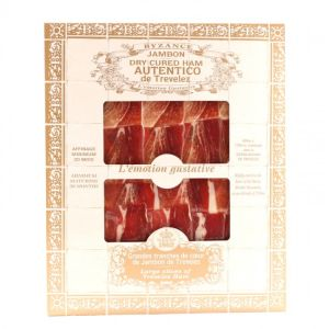 Large slices of Trevelez Serrano ham, 20 month aged - 150g (non halal)
