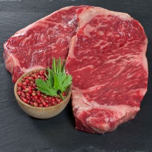 Wagyu beef striploin grade 7-8 - 483 aed/kg - 4kg (chilled) (halal)