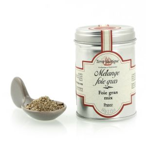 Spices blend for Foie Gras - 60g