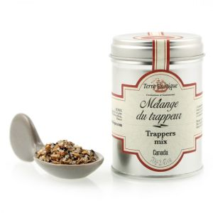 Trapper blend of spices (maple sugar, salt, spices) - 70g