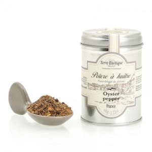 Oyster pepper - 60g - delicious blend of peppers