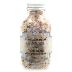 Diamond salt with grilled spices - 280g