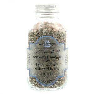 Diamond salt with wild herbs - 230g