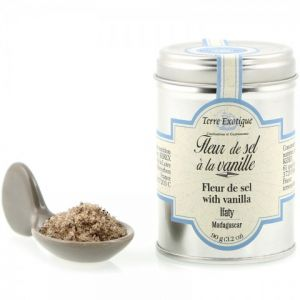 Fleur de sel with vanilla - 90g