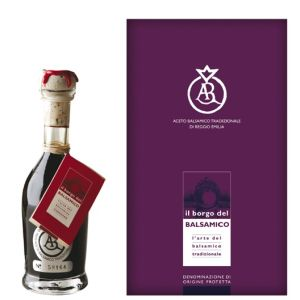 DOP Silver Label Traditional Balsamic Vinegar of Reggio Emilia aged min 15 years - 100ml