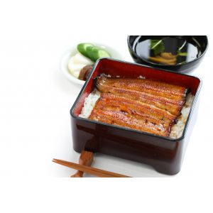 "Ready-to-eat grilled marinated eel ""Unagi kabayaki"" - 1pc / 330g (frozen)"