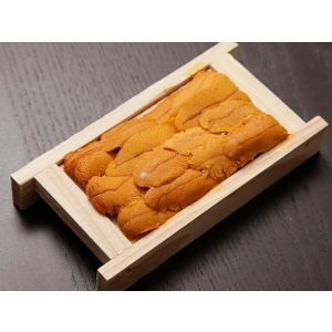 Fresh murasaki uni / Japanese sea urchin sold in box - 100g - 10 days lead-time