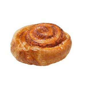 Pre-baked mini cinnamon swirl - 12 x 35g (frozen) / follow our cooking tip