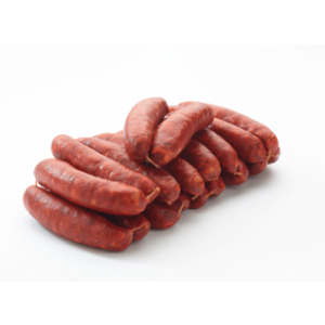 Chilled spicy pork chorizo to grill 160 aed/kg - 1.5kg (non-halal)