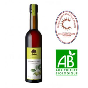 Artisan organic apple cider vinegar - 350ml