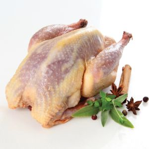 Chilled whole pheasant 190 aed/kg (halal) - 1.5kg - 10 days lead time