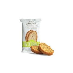 "Toasted wholemeal brioche slices ""Biscotti"" baked in Tuscany - 25g / 2 slices"