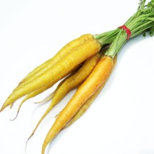 Yellow carrots - 1kg
