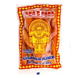 Aji amarillo / Hot yellow pepper - 425g (frozen)