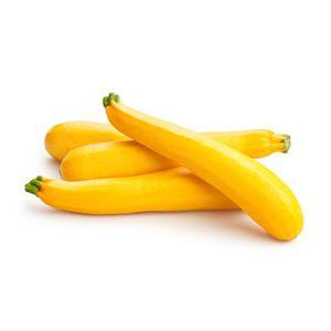 Organic yellow zucchini - 1kg