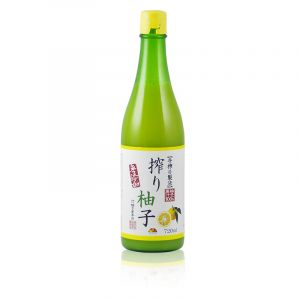 Pure yuzu juice - 720ml