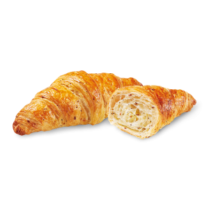 Pre-baked Zaatar croissants - 6 x 70g (frozen) - generic packing / follow our cooking tip