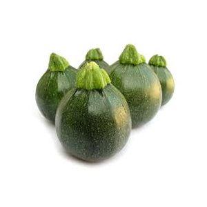 Zucchini round - 1kg
