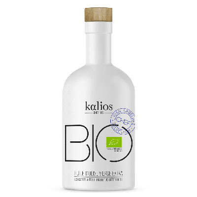 Organic hand-harvested monovarietal Greek extra virgin olive oil - 500ml