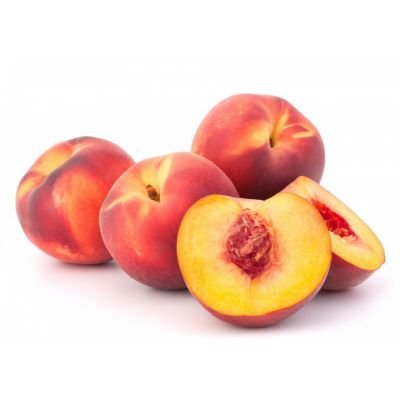 Premium yellow peach cal AA from Corsica - 1kg