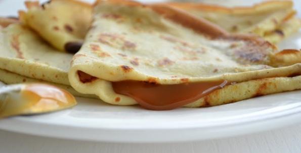 CHANDELEUR : French crepes recipe by Ferrandi