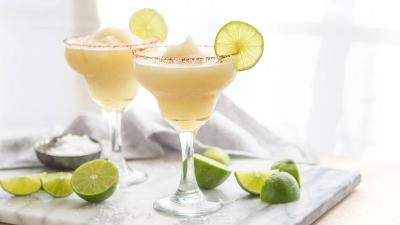 Yuzu, lemon and Espelette mocktail recipe
