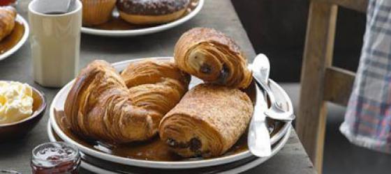 Croissant Dubai : the good idea for brunching