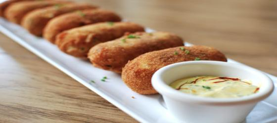 TAPAS Spanish tuna croquettes recipe