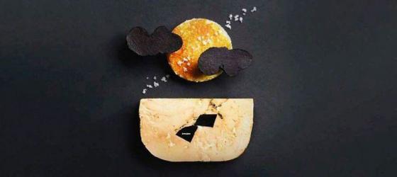 CHRISTMAS Easy homemade duck foie gras terrine with black truffle recipe