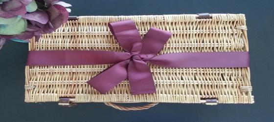 What is so nice about hampers ?