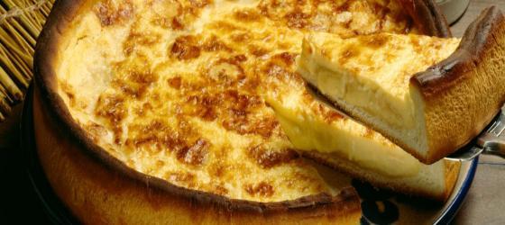 My secret Maroilles cheese tart recipe