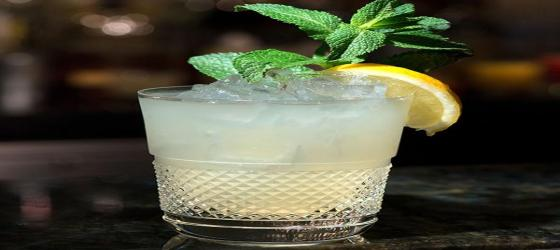 Rosemary mint mocktail recipe