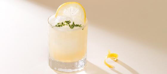 Virgin tonic mocktail recipe
