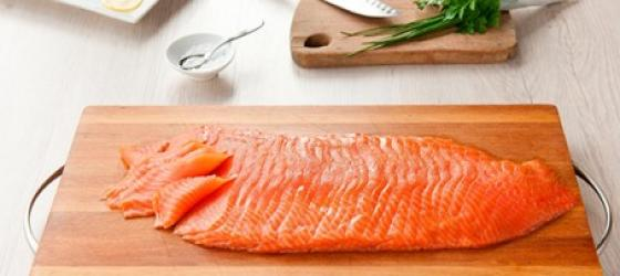 How to select the right smoked salmon ?
