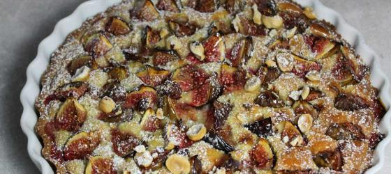 AUTUMN The secrets of the fig tart by Alain Ducasse