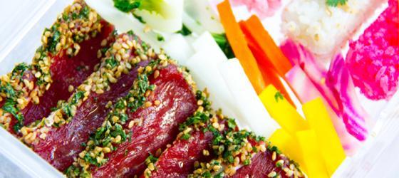 Beef Tataki recipe