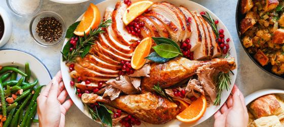 THANKSGIVING turkey recipe (non Muslim)