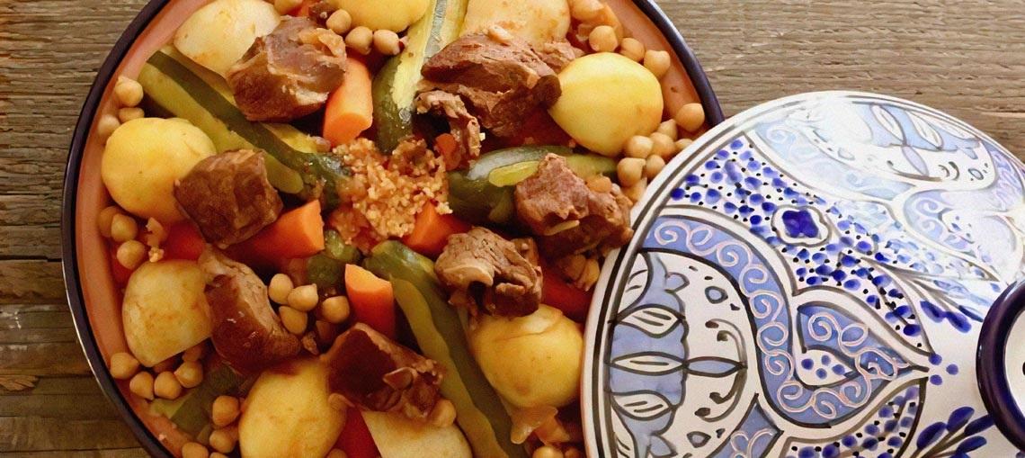 RAMADAN royal couscous recipe