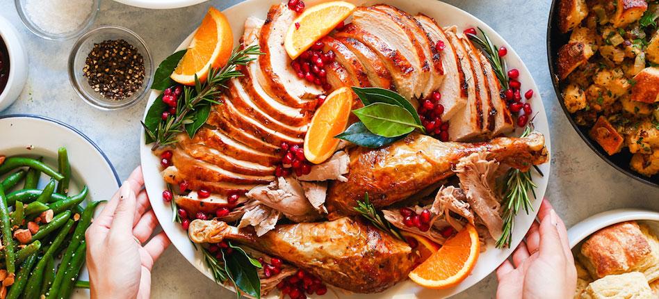THANKSGIVING turkey recipe (non Muslim)