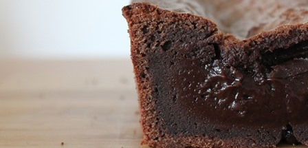 Chocolate fondant : a family secret recipe